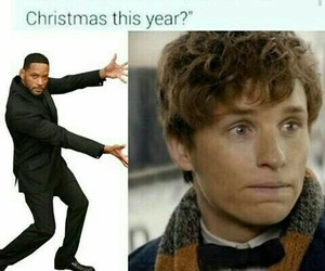 christmas, tumblr, and eddie redmayne image