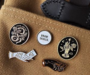 pins, aesthetic, and tumblr image