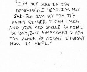 depression, lonelyness, and sad image