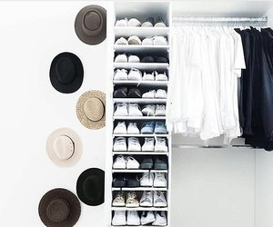 clothes, hats, and wardrobe image