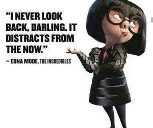 quote, Edna, and disney image