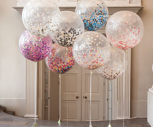 balloons and party image