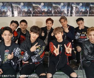 exo and 엑소  image
