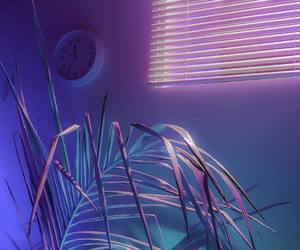 purple, blue, and neon image