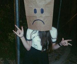 grunge, sad, and tumblr image