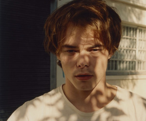 stranger things, charlie heaton, and boy image