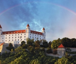 city, slovakia, and bratislava image