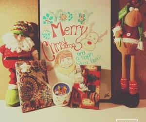 christmas, draw, and merry christmas image