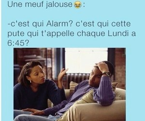 couple, jalousie, and alarme image