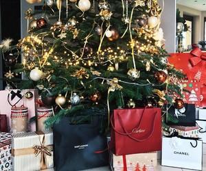 christmas and chanel image
