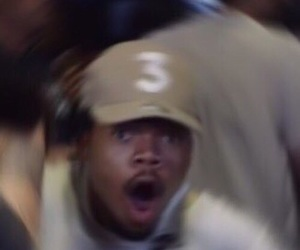 meme, chance the rapper, and reaction image