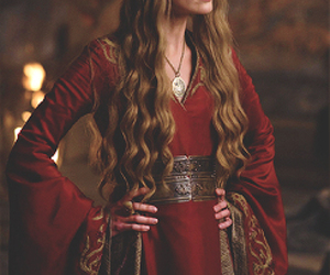 game of thrones, cersei lannister, and lena headey image