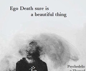 ego, mind, and psychedelic image