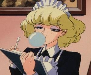 anime, retro, and retro anime image