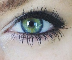 eyes, makeup, and occhi image