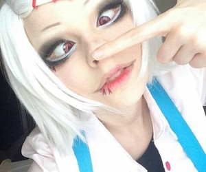 anime, lol, and tokyo ghoul image