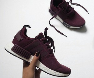 maroon and shoes image