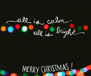 Best, bright, and christmas image