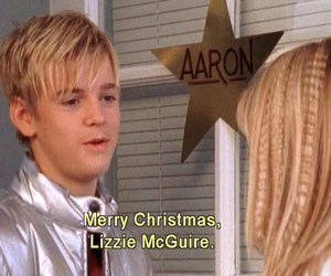 lizzie mcguire, christmas, and disney image