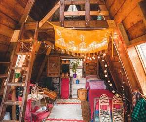 boho, decor, and hippie image