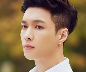 asian boy, exo, and lay image