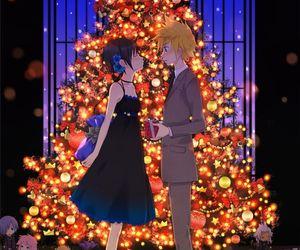 christmas, kingdom hearts, and roxas image