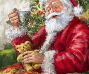 christmas and santa clause image