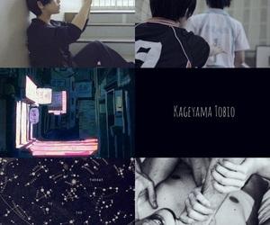 kageyama tobio and oikage image