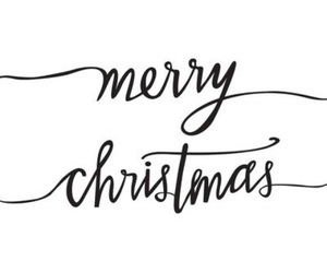 christmas, quotes, and white image