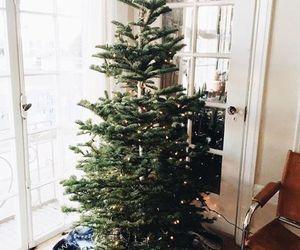 christmas, pretty, and tree image