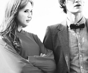 doctor who, amy pond, and adorable image