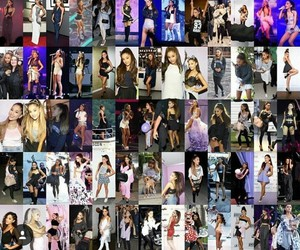 focus, outfits, and ariana image