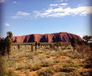 aboriginal, vacation, and ayers rock image