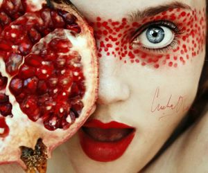 fruit, red, and photography image