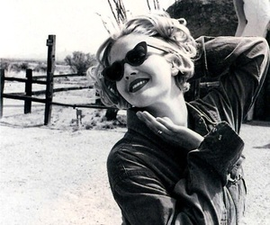 drew barrymore, vintage, and black and white image