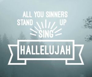 panic! at the disco, hallelujah, and P!ATD image