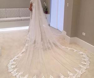 fashion, wedding dress, and woman girl image