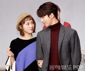 couple, lee sung kyung, and jung joon young image