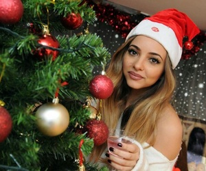little mix, jade thirlwall, and christmas image