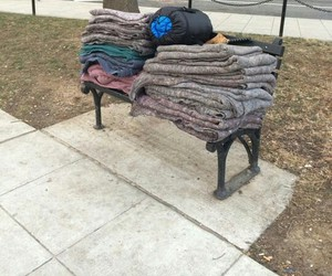 goodness, homeless, and parks image