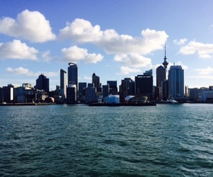 auckland, fun, and new zealand image