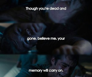 memories, quote, and chuck image