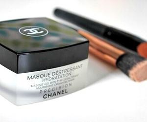 chanel, girl, and makeup image
