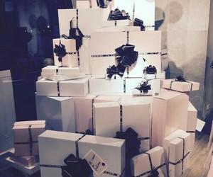 presents, luxury, and christmas image