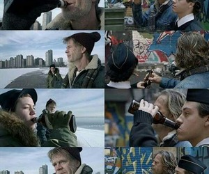 shameless, carl gallagher, and frank gallagher image