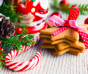 candy, christmas, and decor image