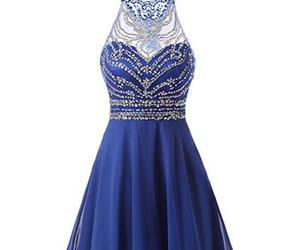 party dress, homecoming dress, and short prom dress image