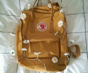 yellow, backpack, and indie image
