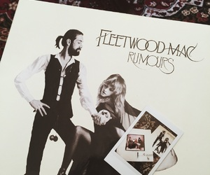 fleetwood mac, music, and polaroids image
