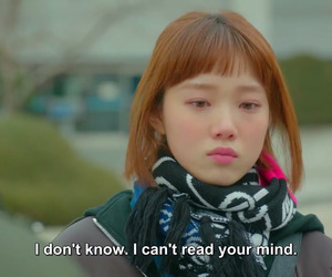 Korean Drama, lee sung kyung, and weightlifting fairy image